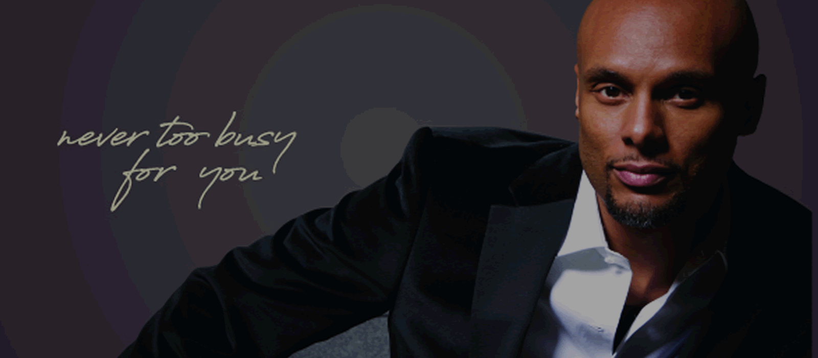 Kenny Lattimore Website Event